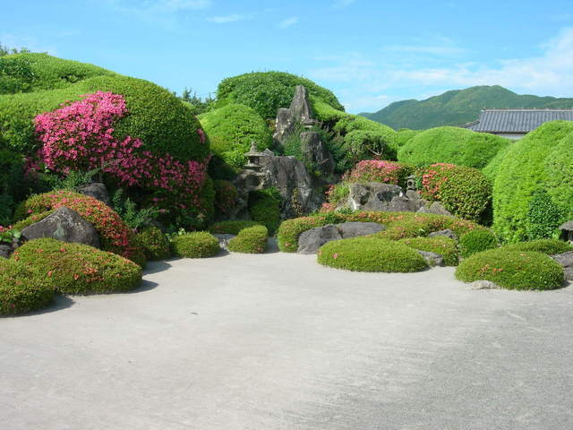 Katsumi Hirayama's house and garden