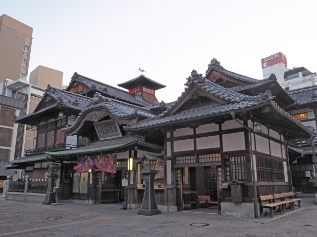 Dōgo Hot Spring Public Bathhouse